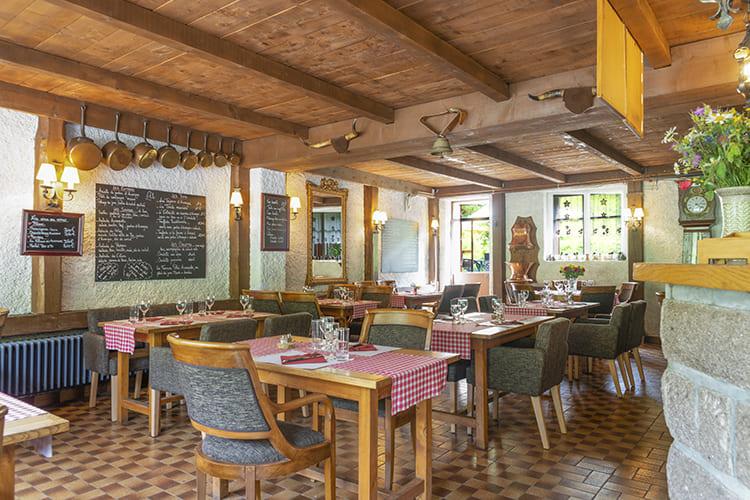 Restaurant Auberge Les Mancelles - Mont-Dore