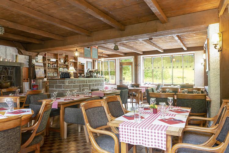 Restaurant Auberge Les Mancelles - Auvergne