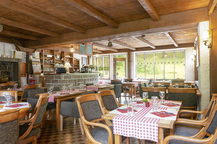 Restaurant Auberge Les mancelles - Puy-de-Dôme (63)