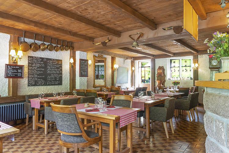 Restaurant Auberge Les mancelles - Mont-Dore (63)